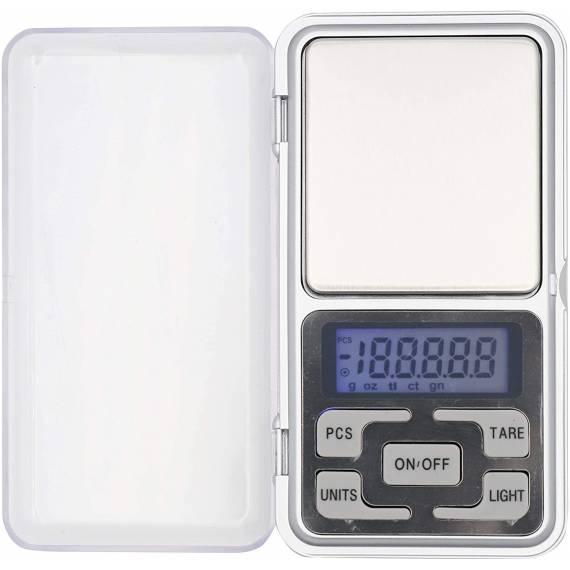 Báscula de Precisión Digital SD-0204