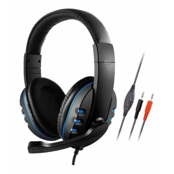 Auriculares Cascos con Cable y Micro de Gaming G20