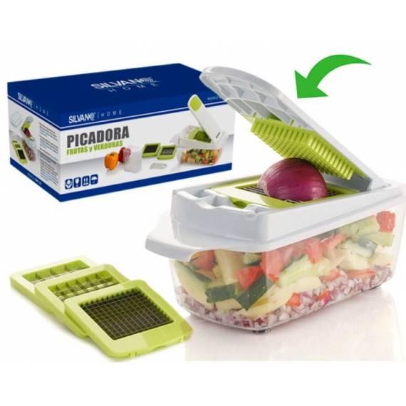 Picadora a presión de frutas y verduras 48-CND-33 teletienda outlet anunciado tv