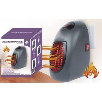 calefactor portátil sin cables teletienda outlet anunciado tv