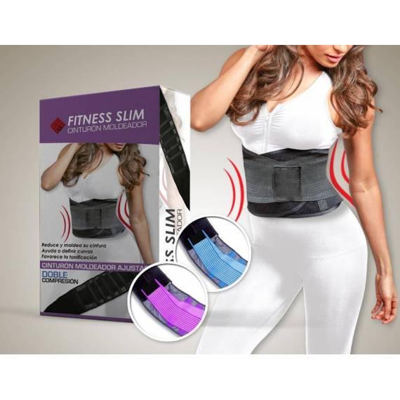 cinturon moldeador fitness slim teletienda outlet anunciado tv