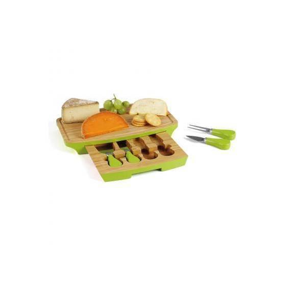 bandeja de quesos y aperitivo con cajon teletienda outlet anunciado tv