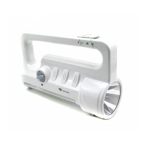linterna led recargable dp-7502 teletienda outlet anunciado tv