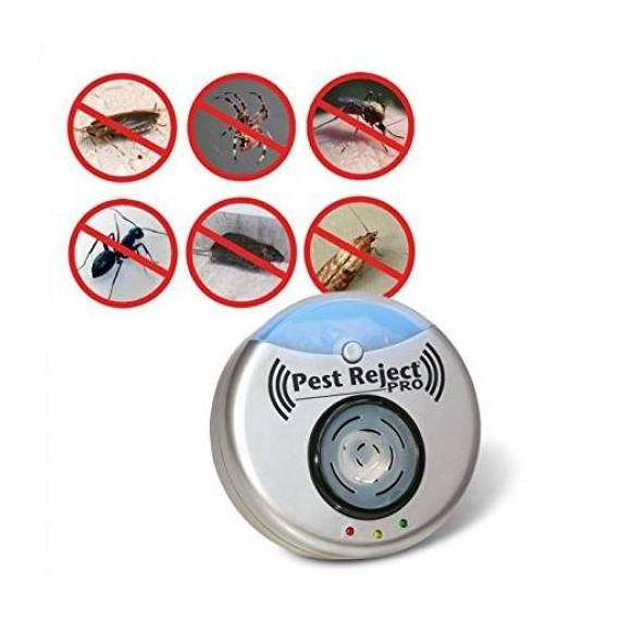 Ahuyentador de Insectos y Roedores Pest Reject Pro anunciado en tv teletienda outlet