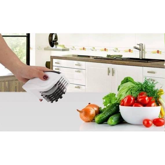 cortador de verduras y vegetales 3 en 1 teletienda outlet anunciado tv
