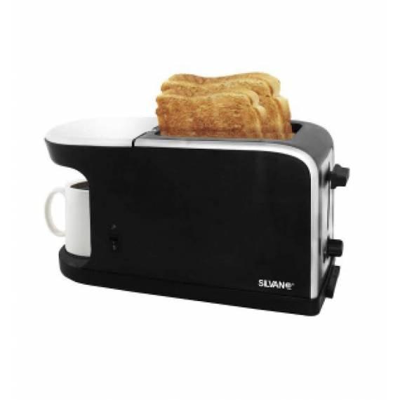 cafetera y tostador 2 en 1 teletienda outlet anunciado tv