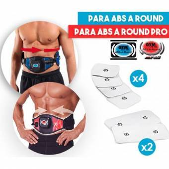 Parches Gymform ABS-A-Round
