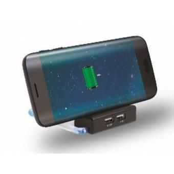 Base Cargador Inalámbrico para móvil TELETIENDA OUTLET ANUNCIADO EN TV