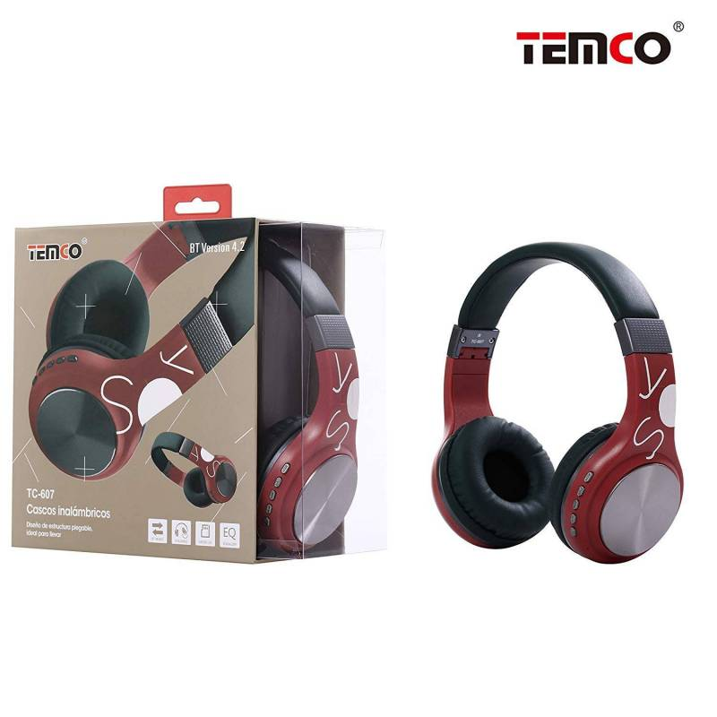 Auriculares Temco Bluetooth teletienda outlet anunciado tv