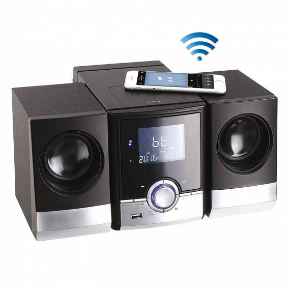 Cadena HiFi compatible con bluetooth teletienda outlet anunciado tv