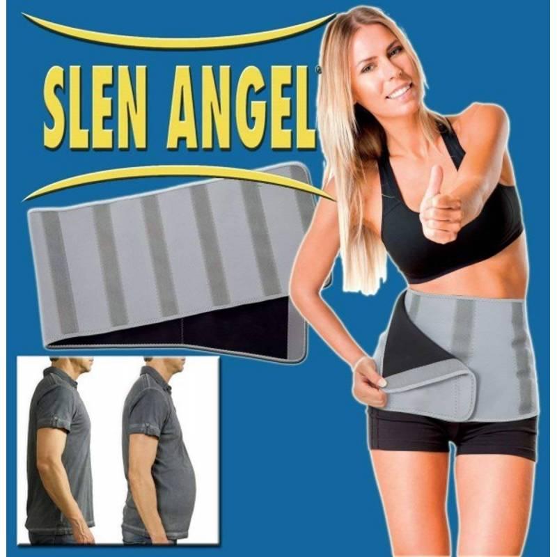 Faja reductora fitness Slen Angel teletienda outlet anunciado tv