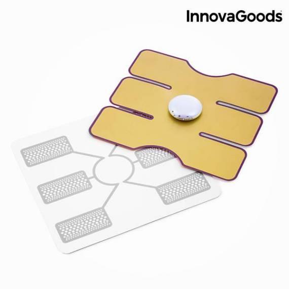 Parche Electroestimulador Abdominal InnovaGoods