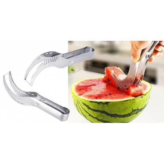 Cuchillo para Cortar Sandía y Extraer