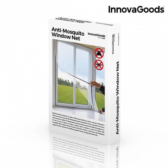 Mosquitera Adhesiva para Ventana InnovaGoods