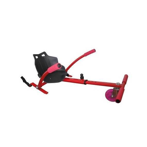 Silla para Patinete Monopatin Kart Hoverboard