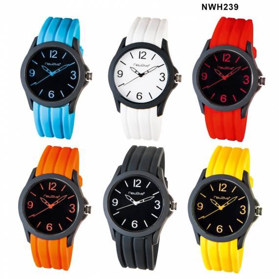 Reloj de Pulsera Silicona Newave NHW239