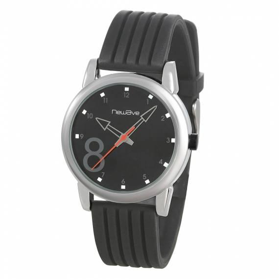Reloj Analógico Correa de Silicona NW