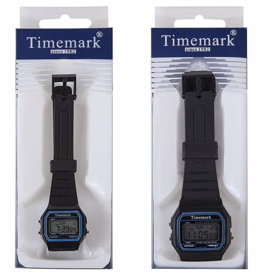 Reloj Retro Digital Timemark TM1067 o TM1068